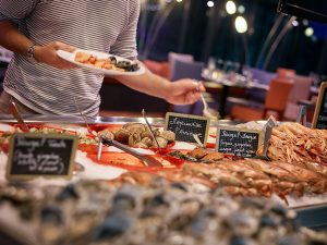 fruits de mer a volonte bordeaux, fruits de mer frais, bordeaux fruits de mer